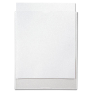 Anglers Archival Polypropylene Envelope - 9&quot; x 12&quot; - 10 / Pack - Clear