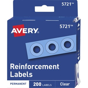 Avery Reinforcement Labels AVE05721