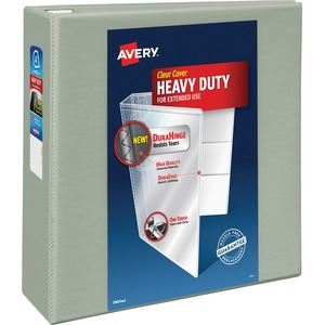 Avery Heavy-Duty Reference EZD View Binder AVE79404