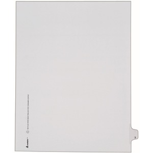 Avery Side-Tab Legal Index Divider AVE82201