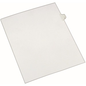 Avery Side-Tab Legal Index Divider AVE82205