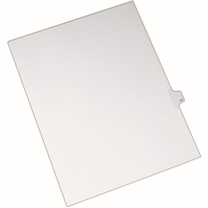 Avery Side-Tab Legal Index Divider AVE82215