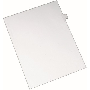 Avery Side-Tab Legal Index Divider AVE82230