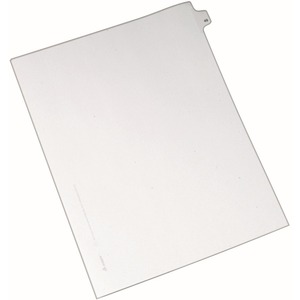 Avery Side-Tab Legal Index Divider AVE82247