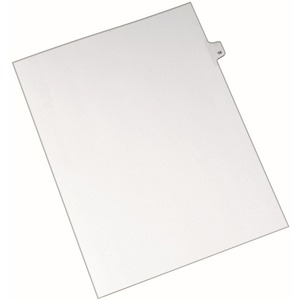 Avery Side-Tab Legal Index Divider AVE82254