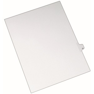 Avery Side-Tab Legal Index Divider AVE82266
