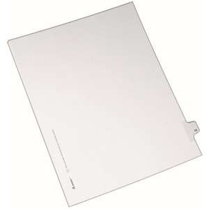 Avery Side-Tab Legal Index Divider AVE82277