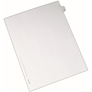 Avery Side-Tab Legal Index Divider AVE82296
