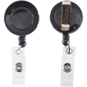 Card Reel with Belt Clip