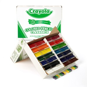 Crayola Classpack Colored Pencil CYO688462