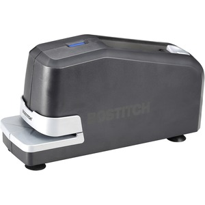 Bostitch AntiJam Standard Electric Stapler - Electric Stapler - 20 Sheets Capacity - 210 Staple Capacity - 1/4&quot; Staple Size - Black