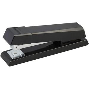 "Bostitch AntiJam Desktop Stapler - Desktop Stapler - 20 Sheets Capacity - 210 Staple Capacity - 1/4"" Staple Size - Black"