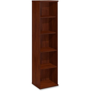 bbf Series C Open Single Bookcase BSHWC24412