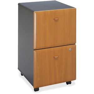bbf Series A Two Drawer Pedestal BSHWC57452SU