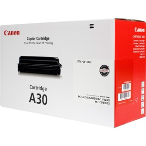 Canon Black Toner Cartridge - Laser - 3000 Page - Black