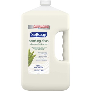 Softsoap Refill Moisturizing Liquid Soap - 1gal - Moisturizing, Rich Lather
