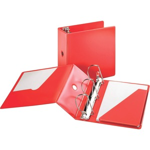 Cardinal SuperStrength Locking Slant-D Ring Binder CRD11952