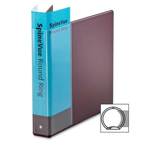Cardinal SpineVue Locking Round Ring Binder CRD16758