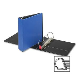 Medium Blue Ring Binder