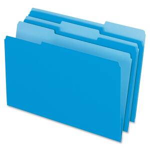Pendaflex Two-Tone Color File Folder ESS15313BLU