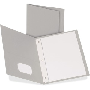 Oxford Twin-Pocket Folders with Fasteners ESS57705