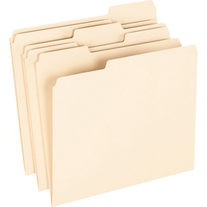 Earthwise Pendaflex 100% Recycled Paper Top Tab File Folder ESS74520