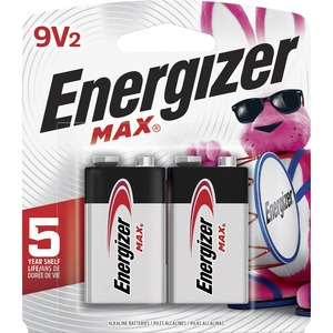 Energizer 522BP Alkaline General Purpose Battery EVE522BP2