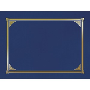 Linen Certificate Cover