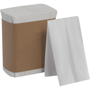 White Napkin Dispenser