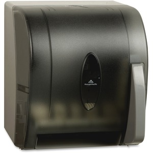 "Georgia-Pacific Push Paddle Paper Towel Dispenser - Roll - 14"" x 10.3"" x 12"""