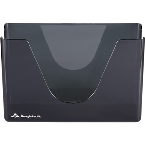"Georgia-Pacific VISTA Countertop Towel Dispenser - C Fold, BigFold - 7.75"" x 4.38"" x 11.38"" - Plastic"