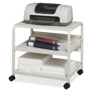 Iceberg Mobile Manager Printer Cart - Platinum