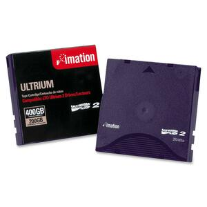 Imation LTO Ultrium 2 Tape Cartridge IMN16598