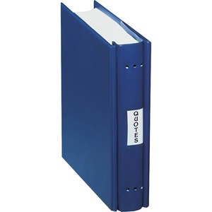 "CLI Vericap Expandable Ring Binder - Letter - 8.5"" x 11"" - 6"" Expansion - 1500 - 6"" Capacity - 1 Each - Blue"