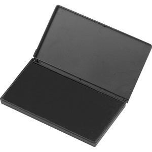 CLI Foam Ink Pad - 2.75&quot; x 4.25&quot; - Foam Pad - Black Ink