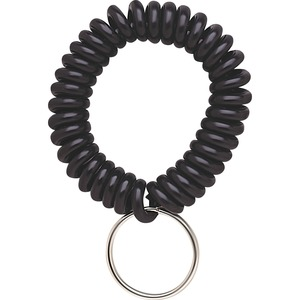 Cool Coil Wrist Key Ring