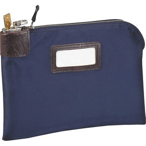 Currency Bag with Built-in Lock