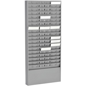 MMF Time Card /Ticket Message Racks MMF27018JTRGY