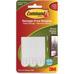 Command Picture Hanging Strip MMM17201OF