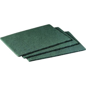 Scotch-Brite 96 Scrubbing Pads - Cleaning Pad - Green