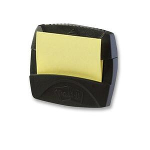 "Post-it Super Sticky Pop-up Note - Pop-up, Self-adhesive, Refillable - 2"" x 2"" - Canary Yellow - Paper - 4 / Pack"