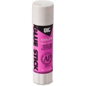 OIC Disappearing Color Glue Stick OIC50006
