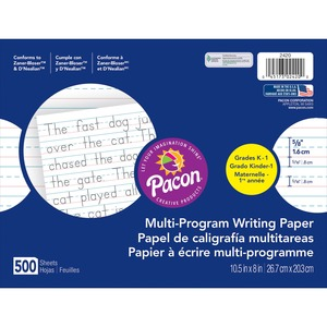 Pacon Multi-Program Handwriting Paper PAC2420