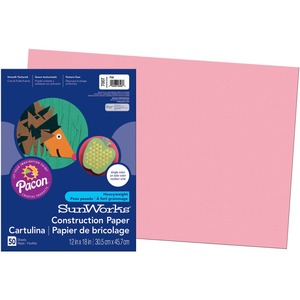 Pacon SunWorks Construction Paper PAC7007