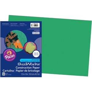 Pacon SunWorks Construction Paper PAC8007