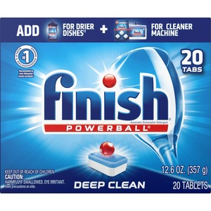 Finish Automatic Dishwasher Detergent RAC77050