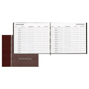 Rediform Visitor's Register Book RED57803