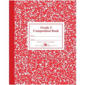 Roaring Spring Third Grade Composition Book ROA77922