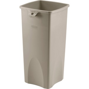 Rubbermaid Square Waste Container RCP356988BG