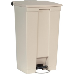 Rubbermaid Step-On Wastebasket RCP614600BG